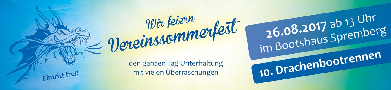 Vereinssommerfest 2017